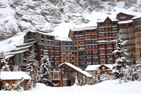 Les Balcons de Bellevard, Val d'Isere (self catered apartments)
