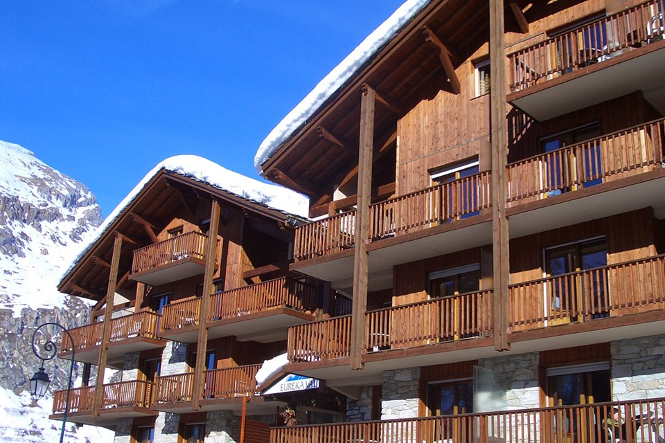 Eureka Val, Val d'Isere (Espace Killy)