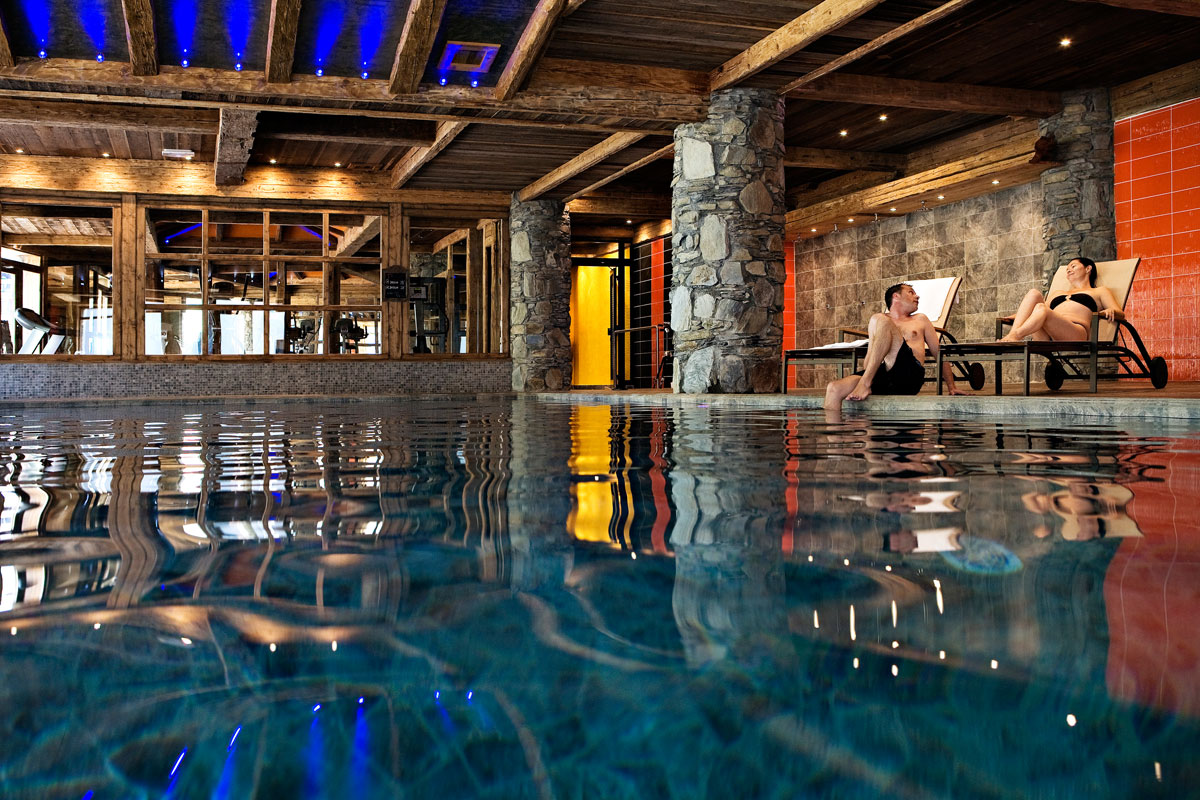 Le Nevada apartments, Tignes Val Claret
