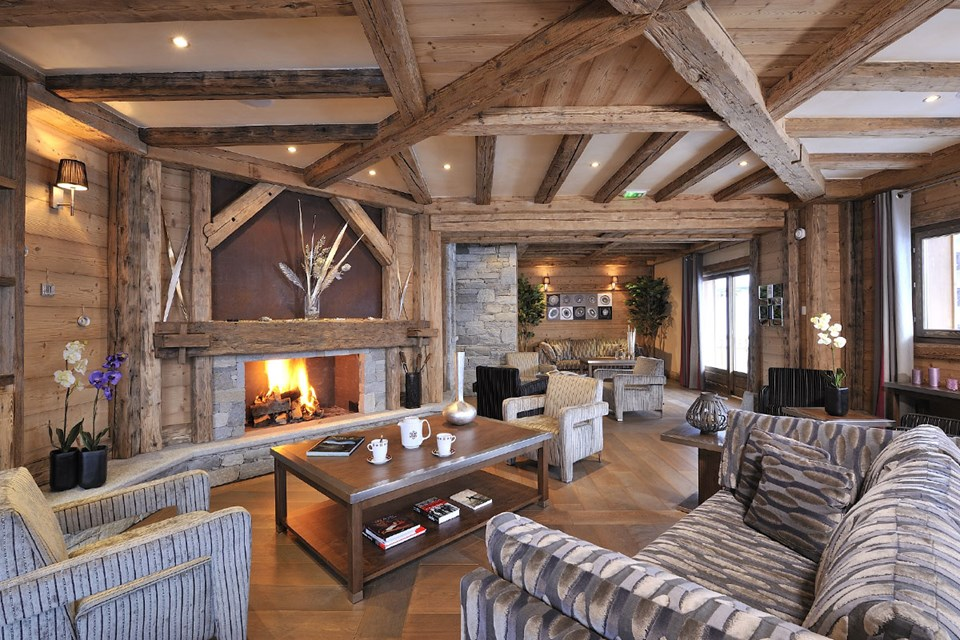 Jhana, Tignes Val Claret (self catered apartments) - Residence Lounge
