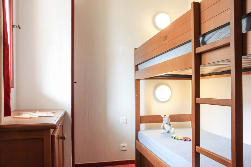 Terrasses d'Azur, Isola 2000 (Southern Alps) - Bunk Room
