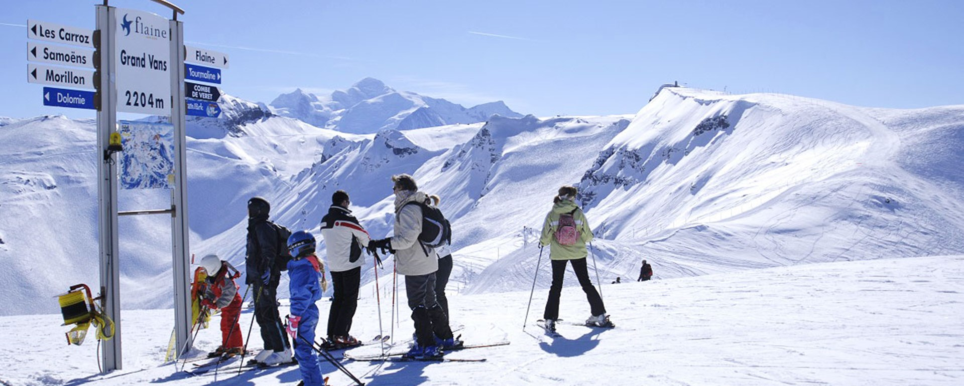 Ski Region - Grand Massif