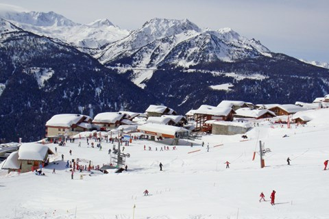 Ski Region - Tarentasie Valley