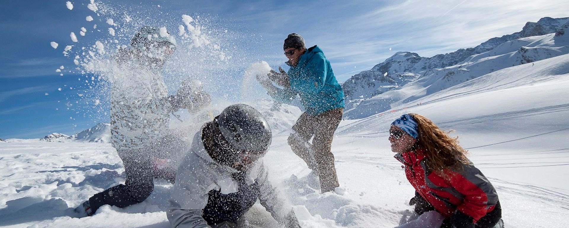 Tignes Val d'Isere Ski Holidays   Ski Apartments France
