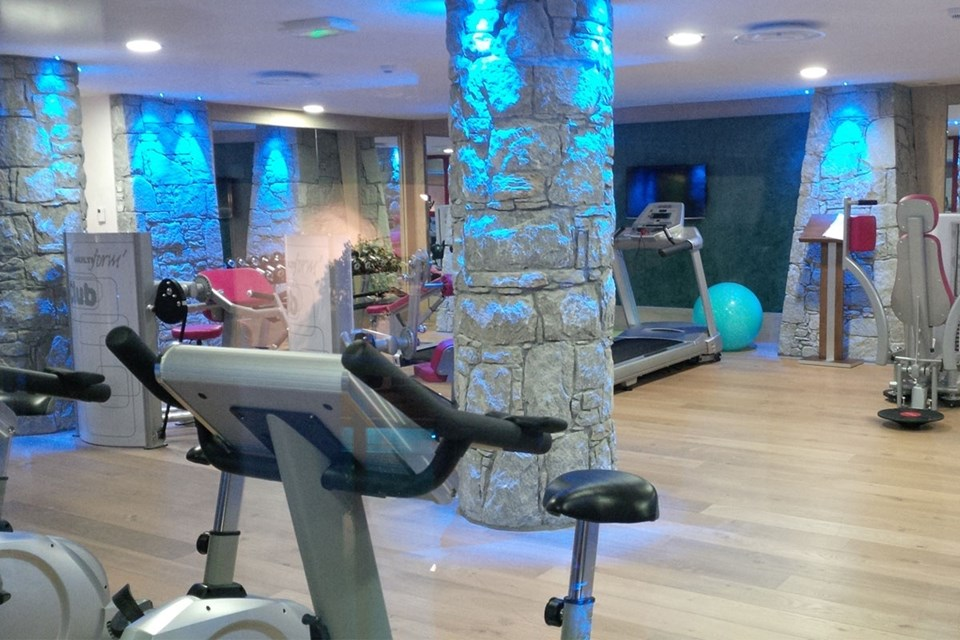 Le Centaure, Flaine (self catered apartments) - Gym