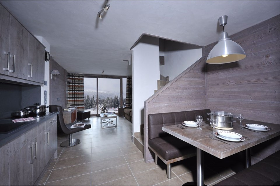 Le Centaure, Flaine (self catered apartments) - Apartments