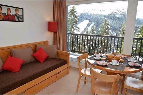 Les Pleiades, Flaine (Grand Massif) - Living Area