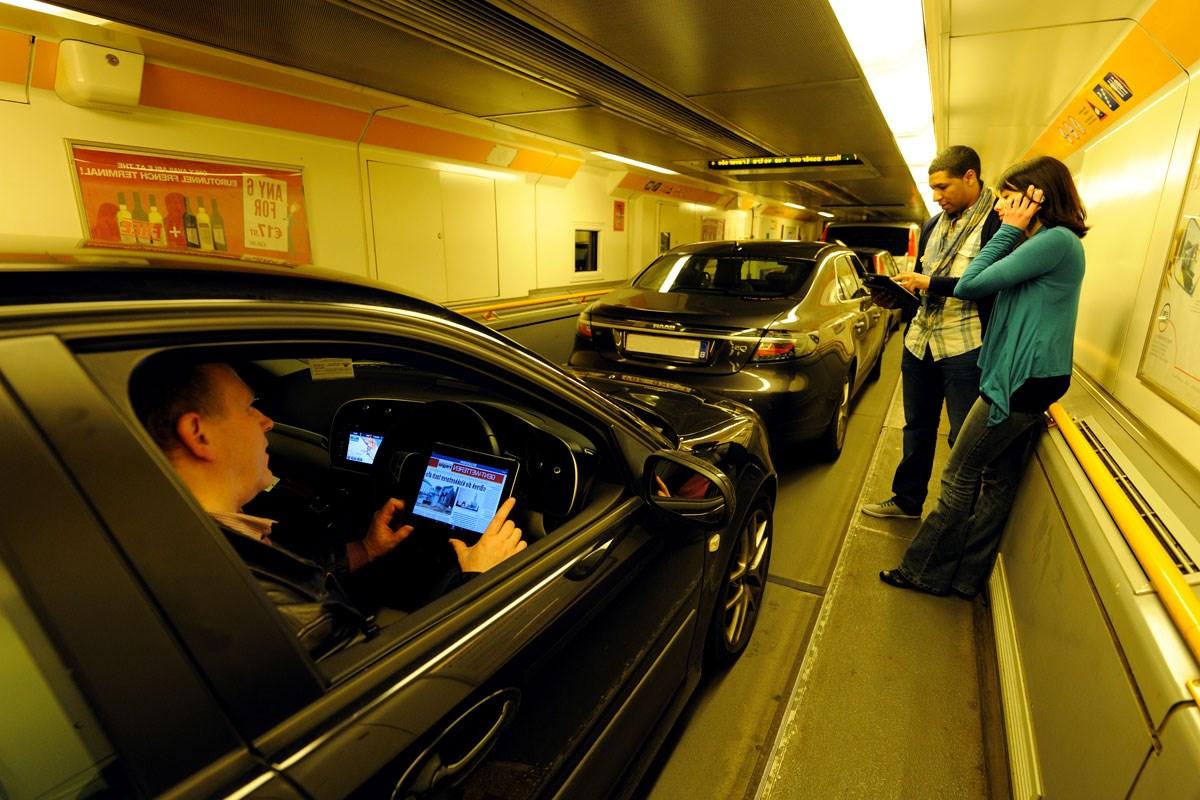 Car Hire Eurotunnel France