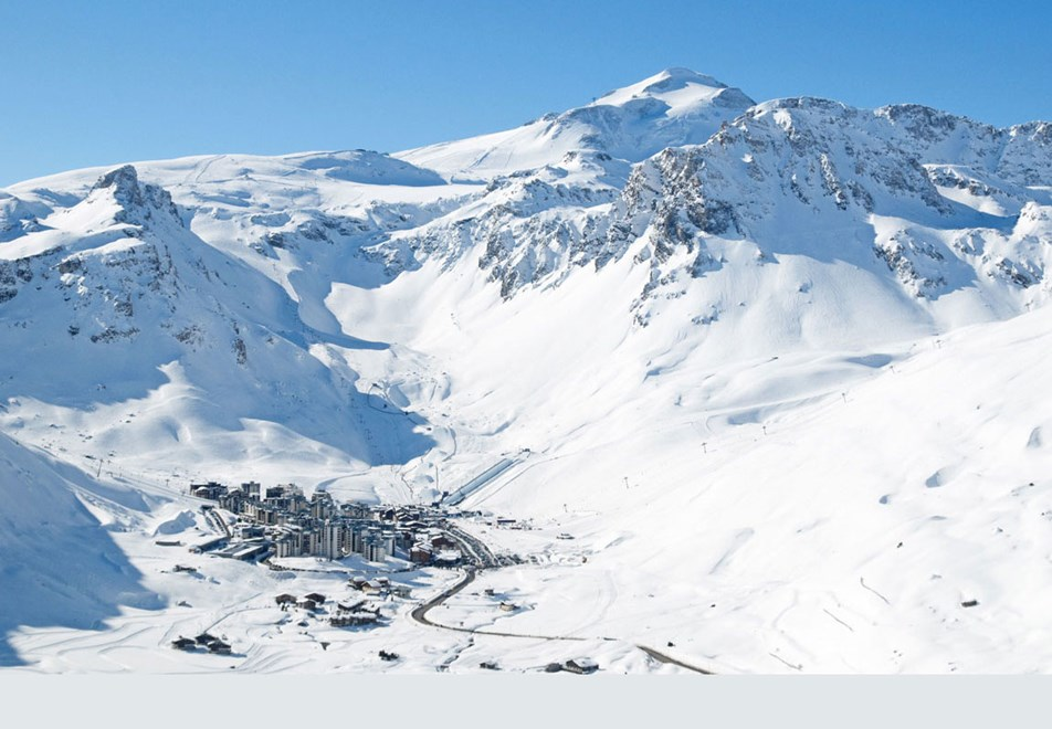 Tignes Val Claret (Espace Killy) Resort Picture