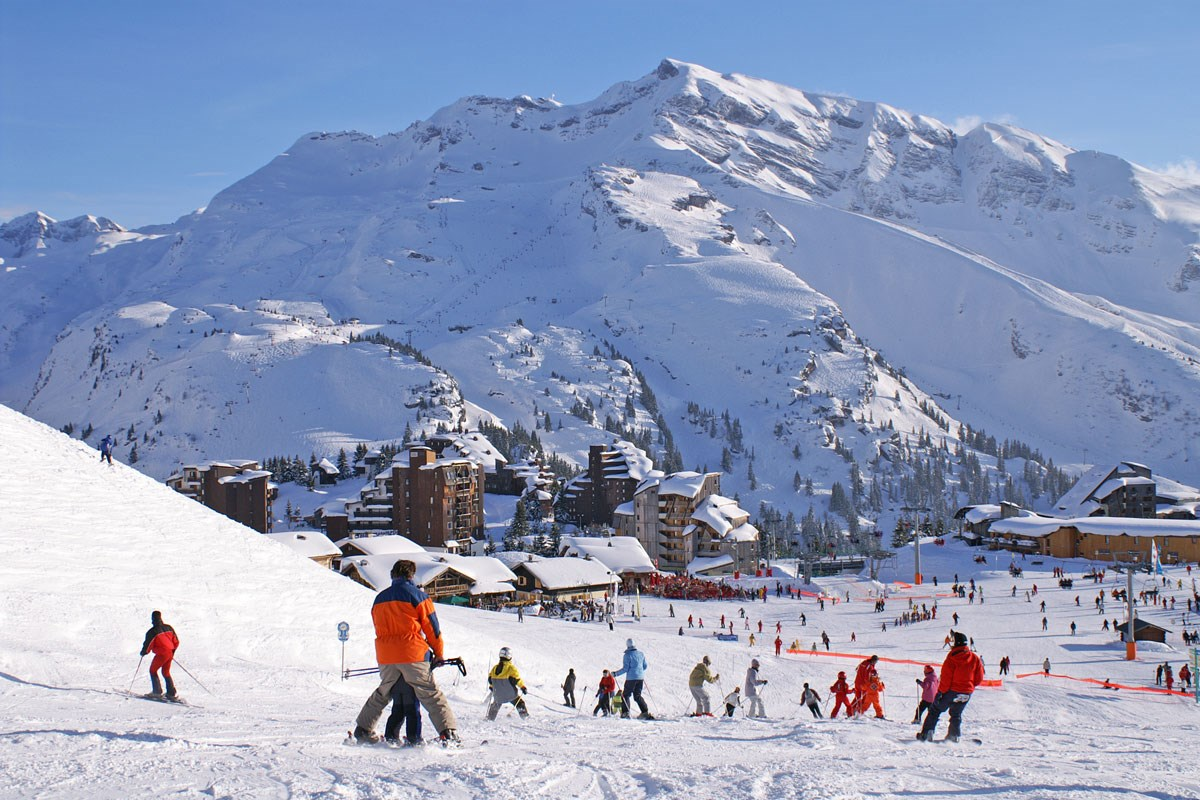 Ski deals of the week ski holidays france ski collection - Portes du soleil horaires ...