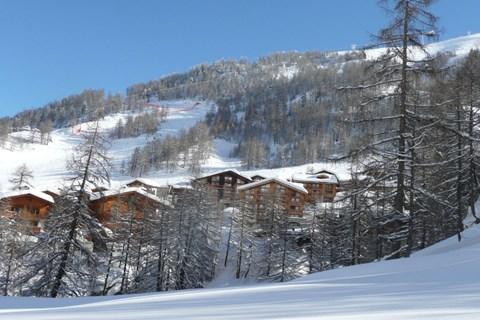 Chalets du Jardin Alpin, Val d'Isere (Espace Killy)