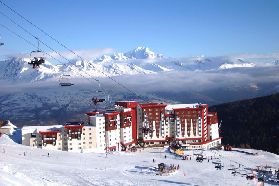 La Plagne Ski Hotels