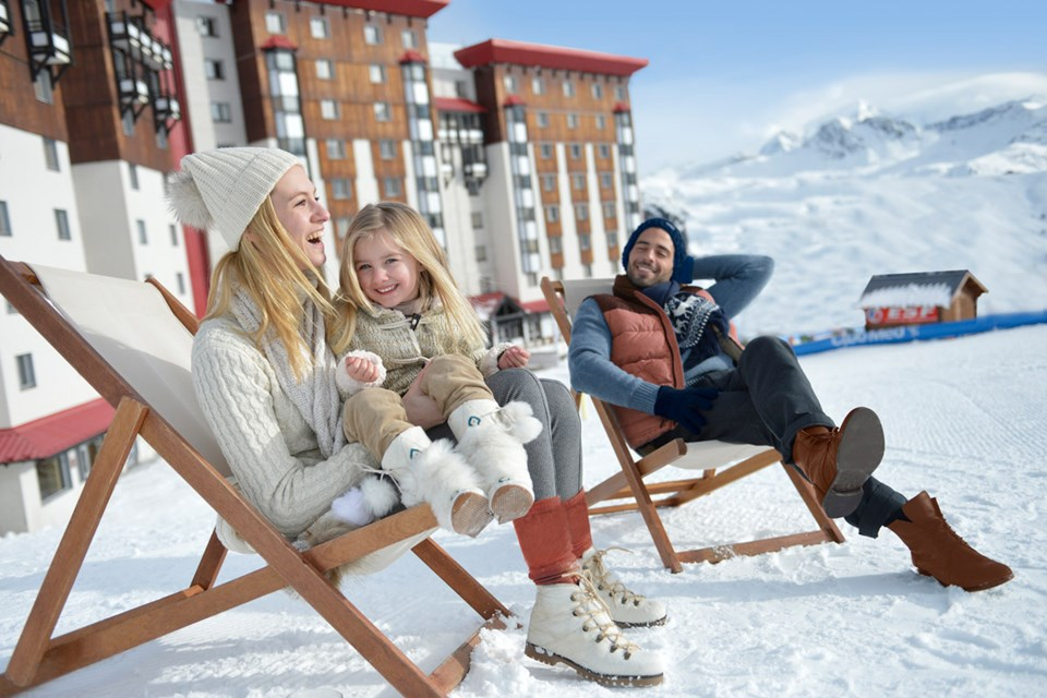 Club Med La Plagne 2100 All Inclusive, Aime la Plagne (Paradiski) - High altitude
