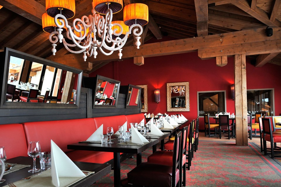 Club Med Plan Peisey All Inclusive, Peisey Vallandry (Paradiski) - The Vanoise restaurant