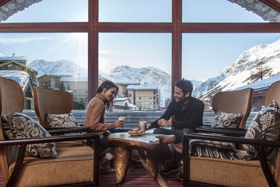 Club Med Val d'Isere All Inclusive, Val d'Isere (Tignes Val d'Isere) - Lounge
