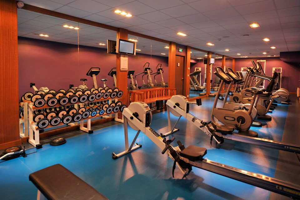 Club Med Val d'Isere All Inclusive, Val d'Isere (Tignes Val d'Isere) - Gym
