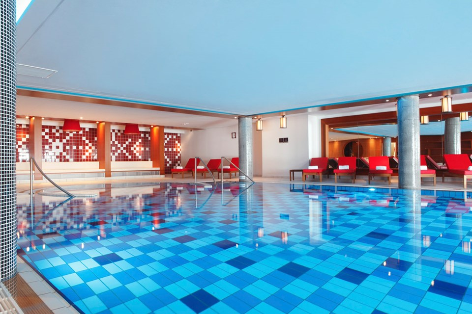 Club Med Val d'Isere All Inclusive, Val d'Isere (Tignes Val d'Isere) - Indoor heated pool