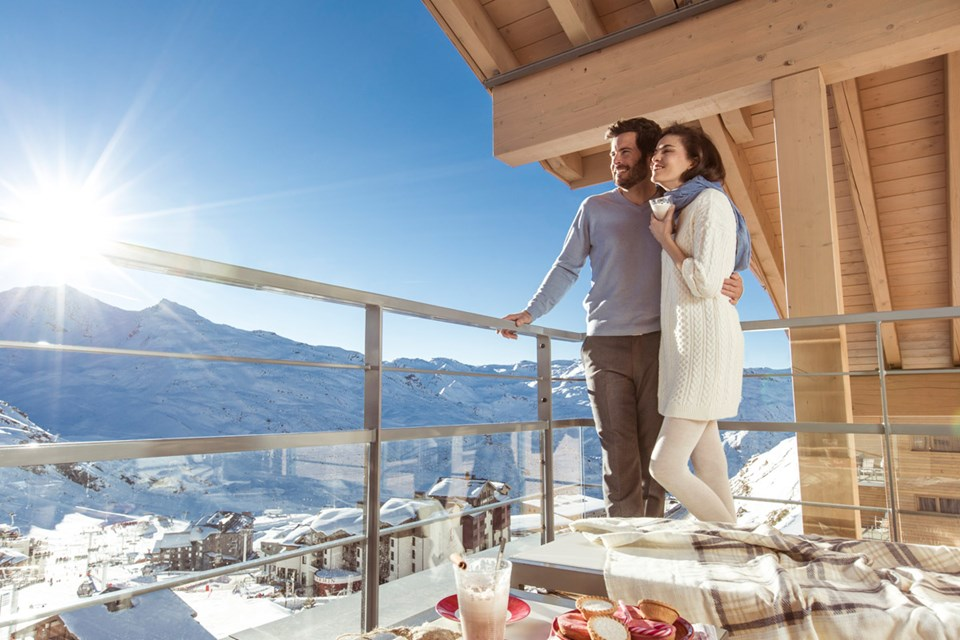 Club Med Sensations All Inclusive, Val Thorens (3 Valleys) - Suite