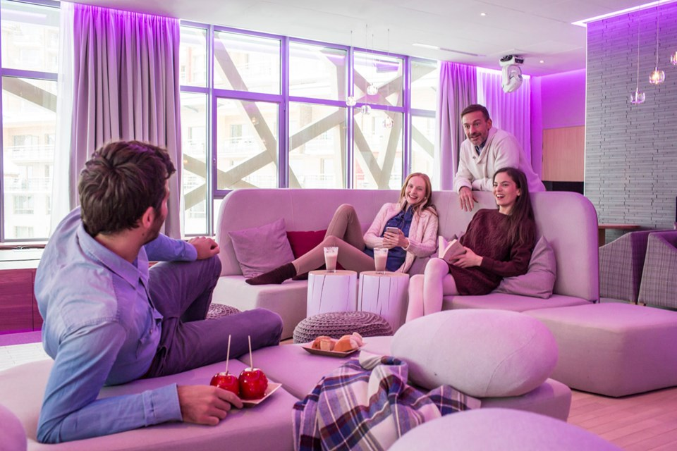Club Med Sensations All Inclusive, Val Thorens (3 Valleys) - Lounge bar