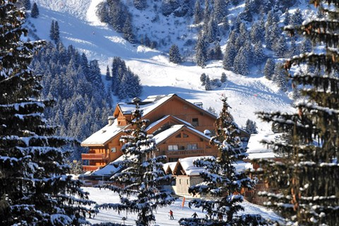 Club Med Meribel l'Antares All Inclusive, Meribel (3 Valleys) - Ski in Ski out