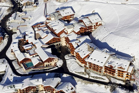 Club Med Plan Peisey All Inclusive, Peisey Vallandry (Paradiski) - Ideal for families