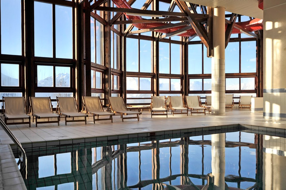 Club Med Alpe d'Huez All Inclusive, Alpe d'Huez - Indoor Pool