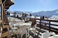 Club Med Alpe d'Huez All Inclusive, Alpe d'Huez - Main restaurant terrace with stunning views
