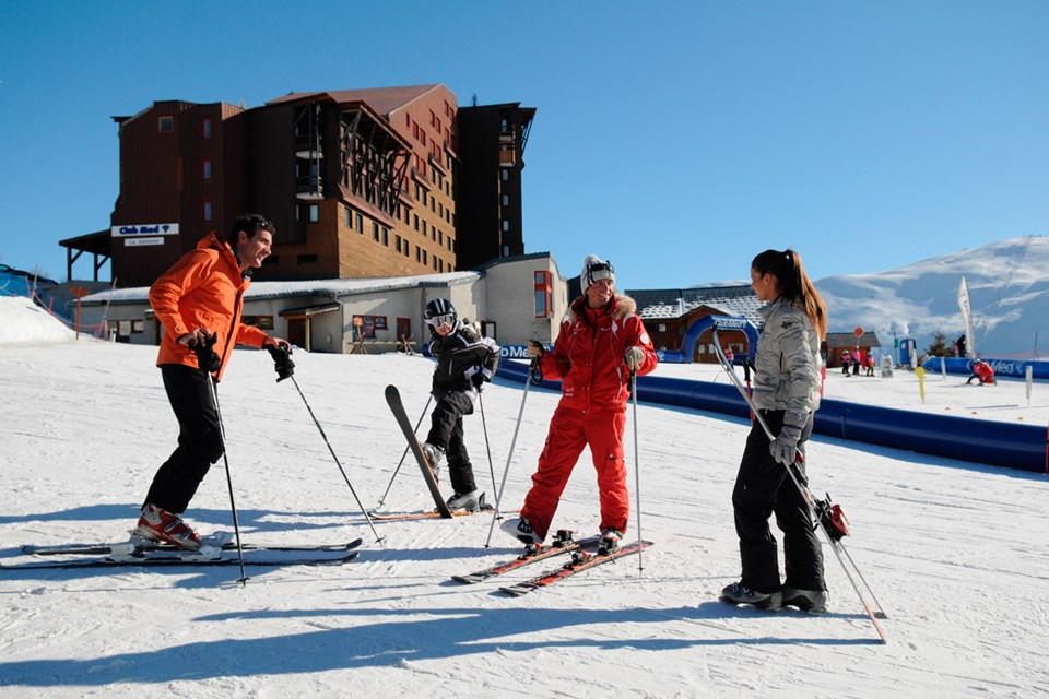 Club Med Alpe d'Huez All Inclusive, Alpe d'Huez - Ski school