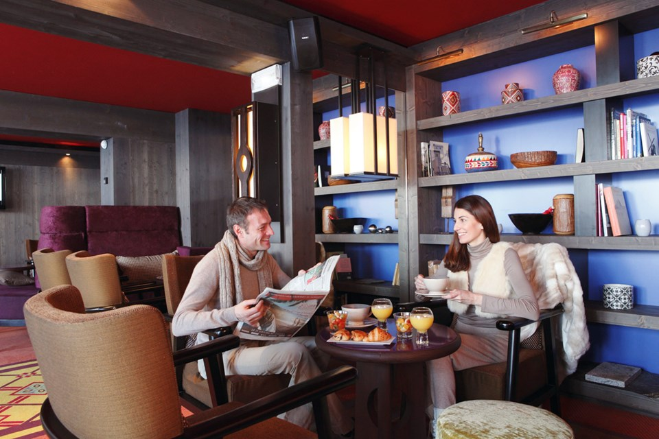 Club Med Val d'Isere All Inclusive, Val d'Isere (Tignes Val d'Isere) - 5-Trident Luxury Space 'Le Refuge'