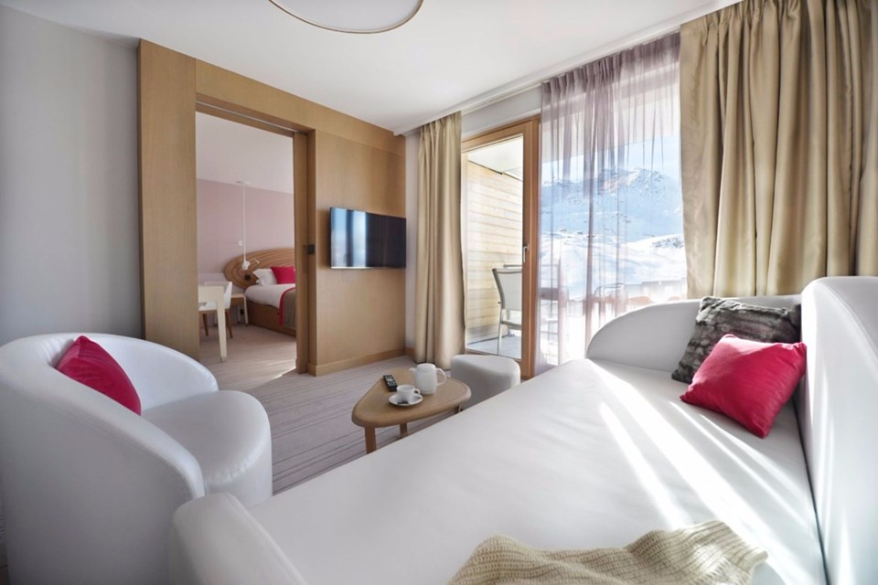 Club Med Val Thorens All Inclusive, Val Thorens (3 Valleys) - Junior suite