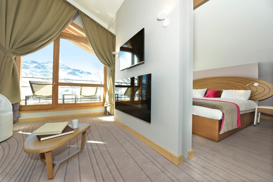 Club Med Val Thorens All Inclusive, Val Thorens (3 Valleys) - Suite