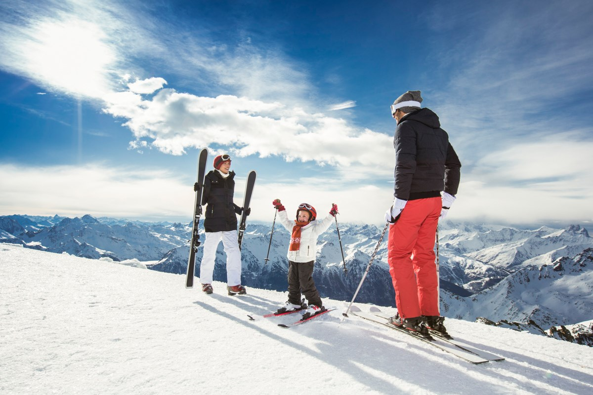 Club Med Family All Inclusive Ski Holiday