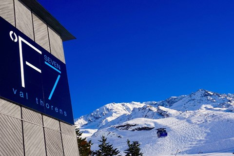 Farenheit 7, Val Thorens (3 Valleys)