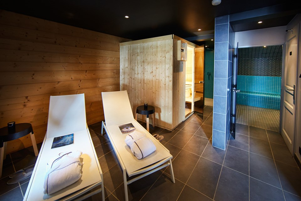 Chalets de Rosael, Val Thorens (3 Valleys) - Spa
