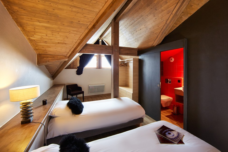 Chalets de Rosael, Val Thorens (3 Valleys) - Contemporary Apartment