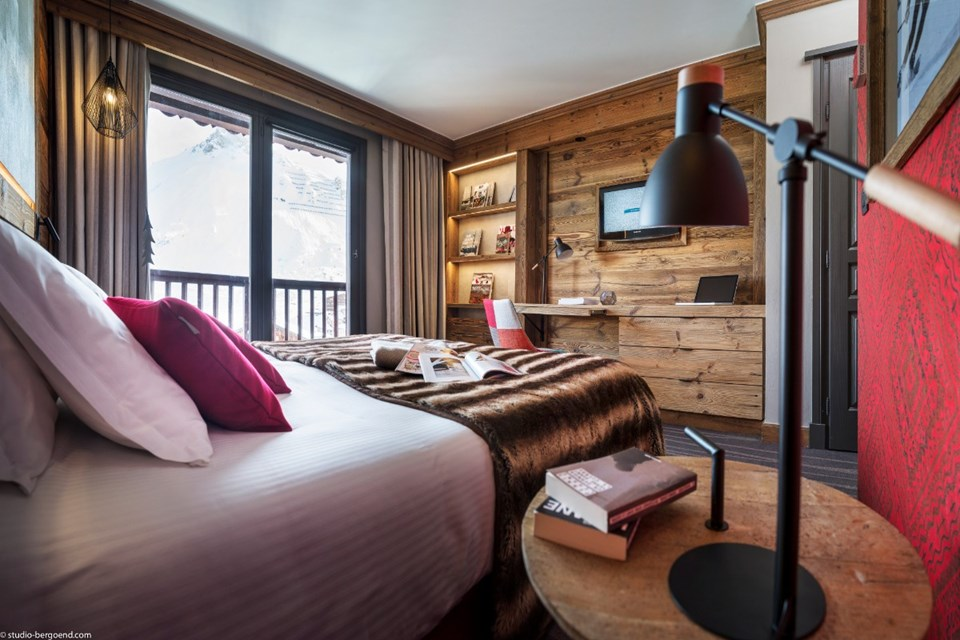 Hotel Village Montana, Tignes le Lac - Rooms