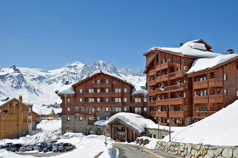 Village Montana in Tignes