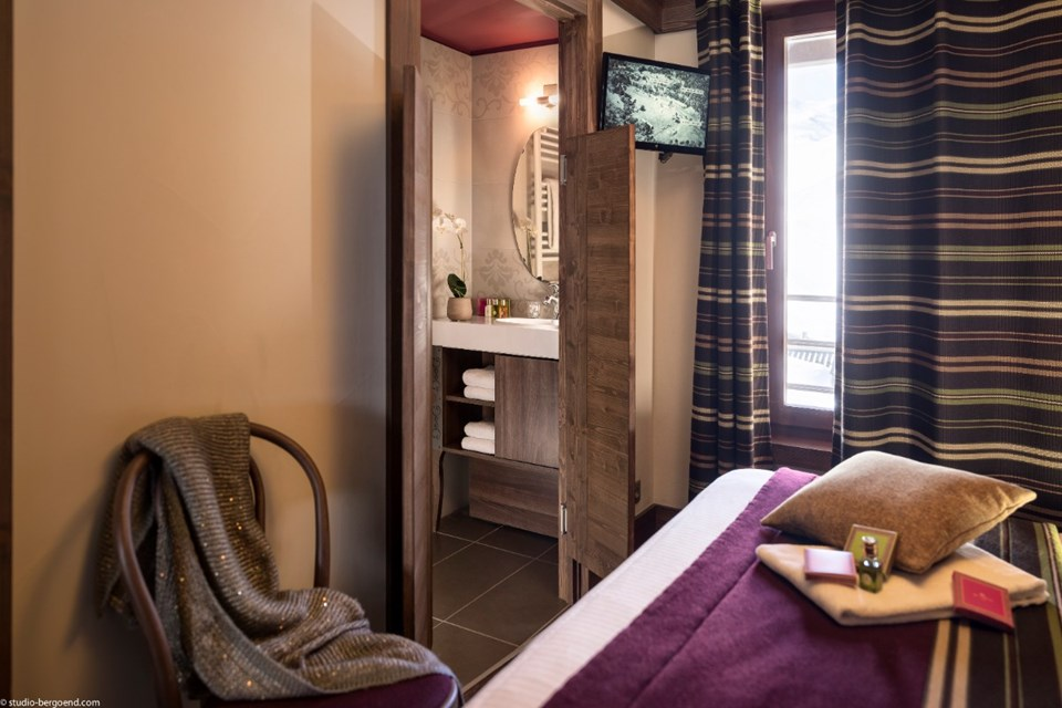Le Hameau du Kashmir, Val Thorens (3 Valleys) - Family Suite (hotel)