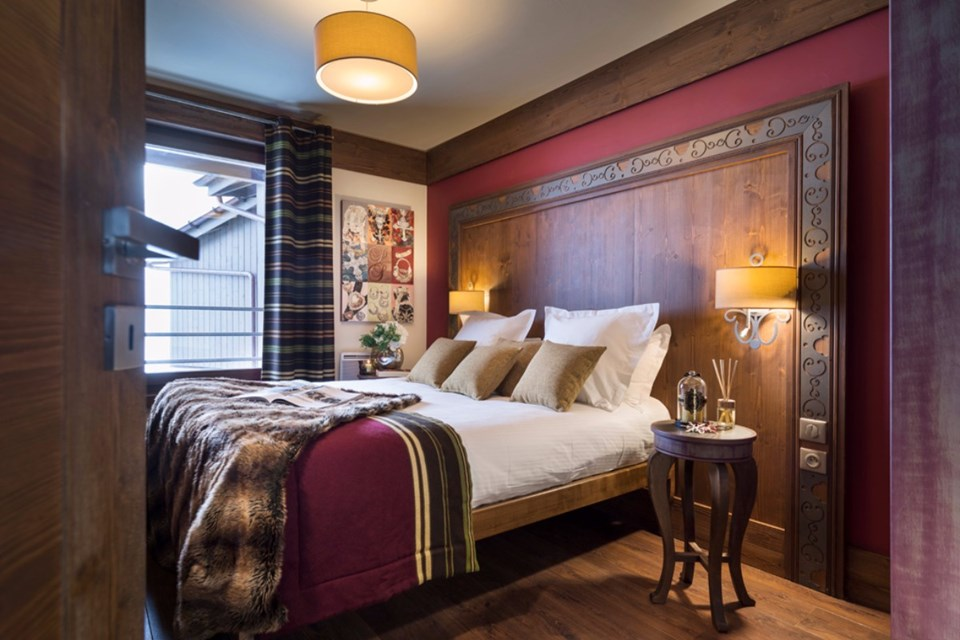Le Hameau du Kashmir, Val Thorens (3 Valleys) - Junior Suite (hotel)