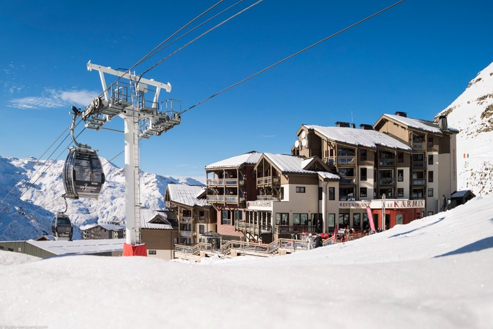 Le Hameau du Kashmir, Val Thorens (3 Valleys) - Ski in Ski out