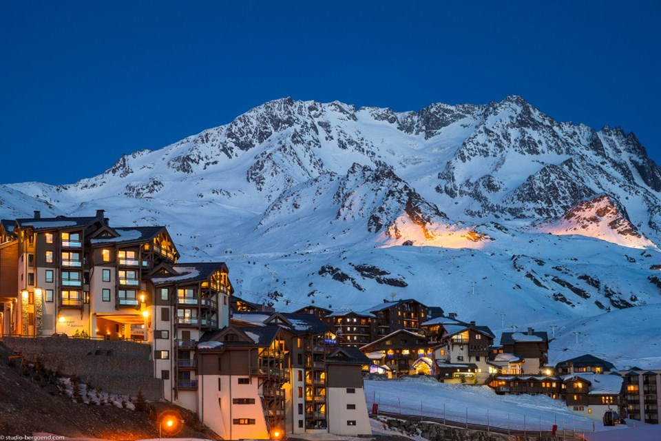 Le Hameau du Kashmir, Val Thorens (3 Valleys) - Views