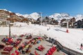 Le Hameau du Kashmir, Val Thorens (3 Valleys) - Terrace by the slopes