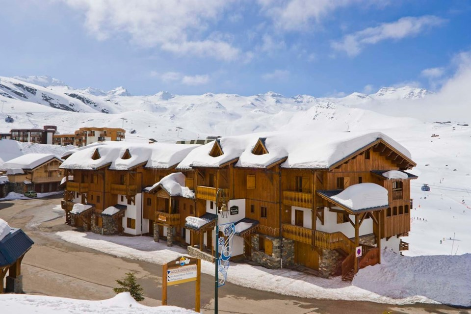 Chalet de la Lombarde, Val Thorens (3 Valleys)