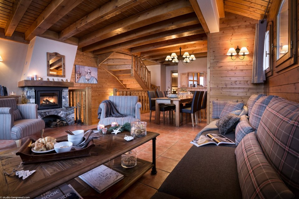 Le Hameau de Sapiniere, Les Menuires (3 Valleys) - Apartment 4 bed sleeps 8 sauna