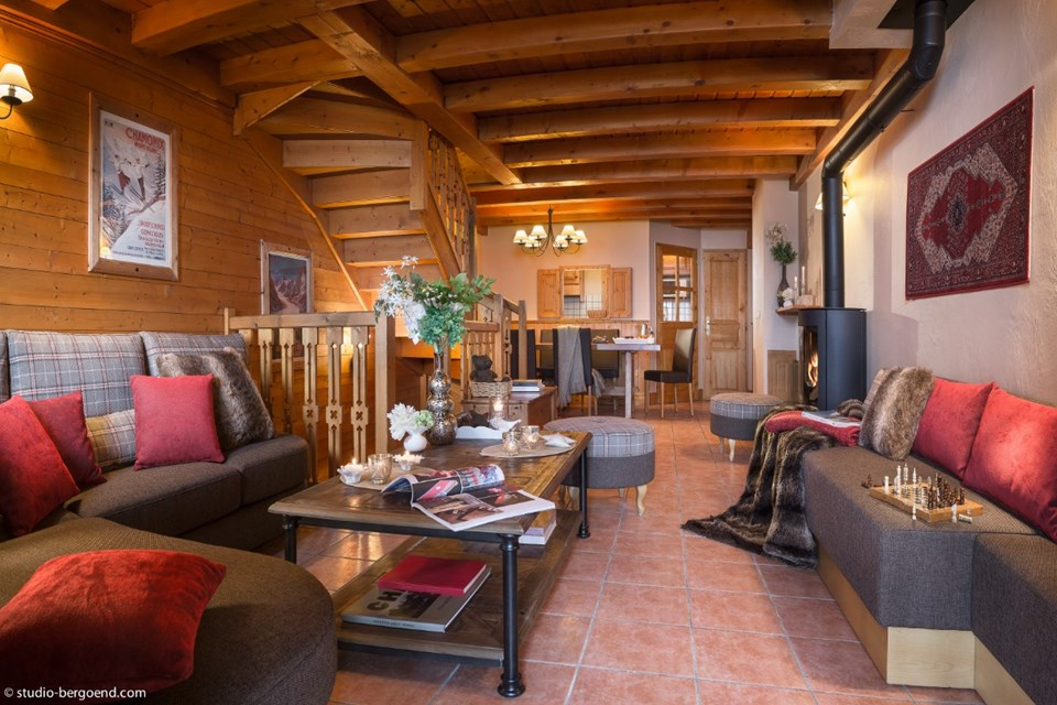 Le Hameau de Sapiniere, Les Menuires (3 Valleys) - Apartment 5 bed sleeps 10