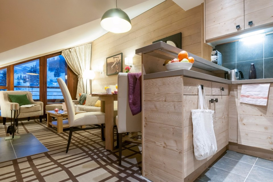 Les Terrasses d'Helios, Flaine (self catered apartments) - Apartment
