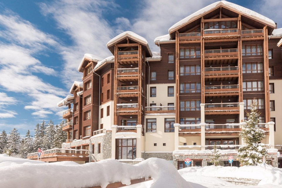Les Terrasses d'Helios, Flaine (self catered apartments)