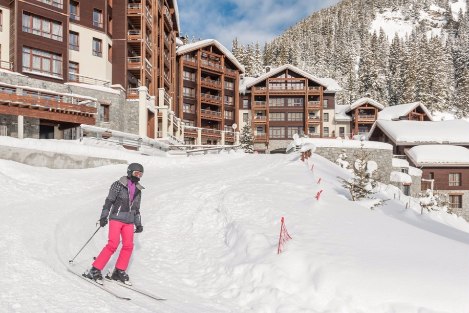 Les Terrasses d'Helios, Flaine (self catered apartments) - Ski in Ski out