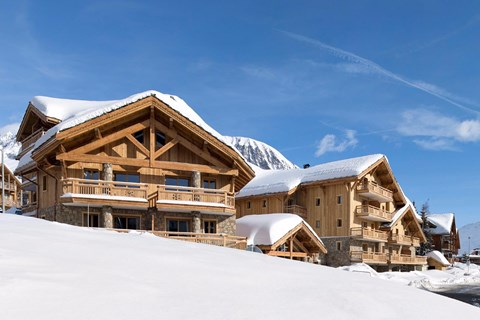 Le Cristal de l'Alpe, Alpe d'Huez (self catered apartments)