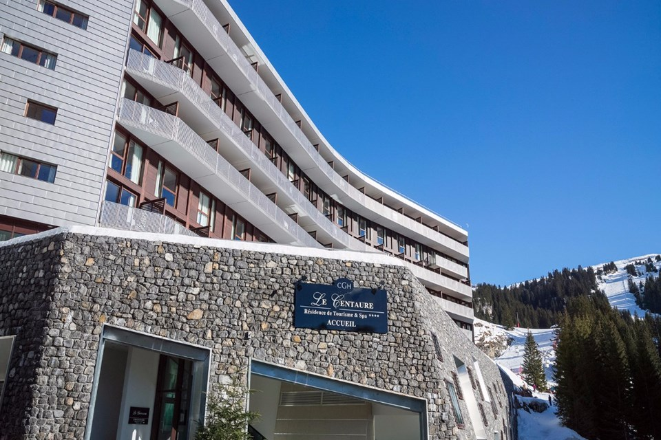 Le Centaure, Flaine (self catered apartments)